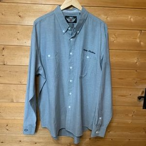 Harley-Davidson button down dress shirt size XXL